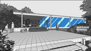villa-farnsworth-sketch