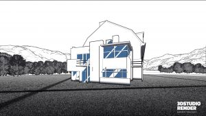 schroeder-house-sketch